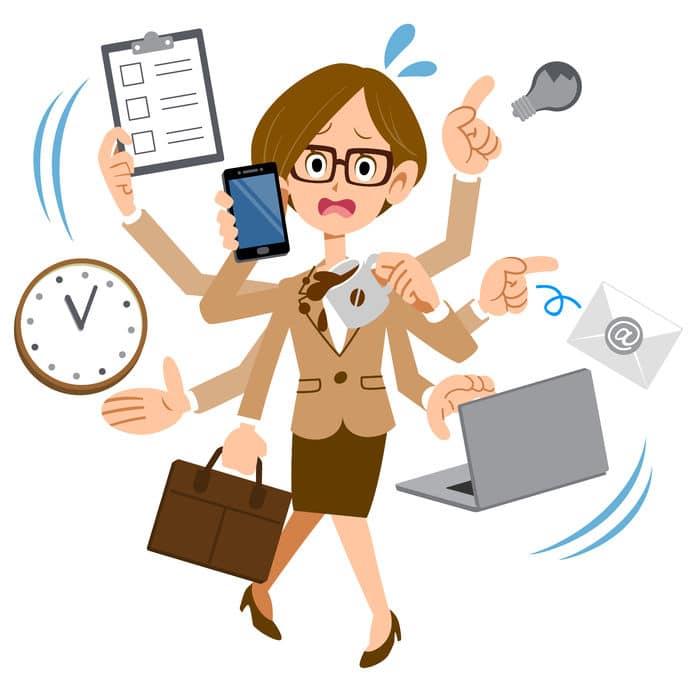 coaching nutrition :comment gérer son temps quand on est débordé ?