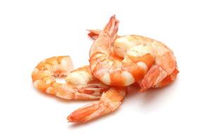 crevettes contient de la vitamines B2