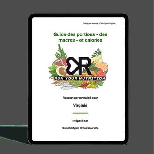 guide des macros nutriments - protéines, glucides, lipides